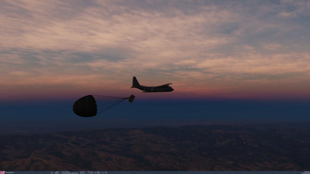 HERCULE C-130 Screen16