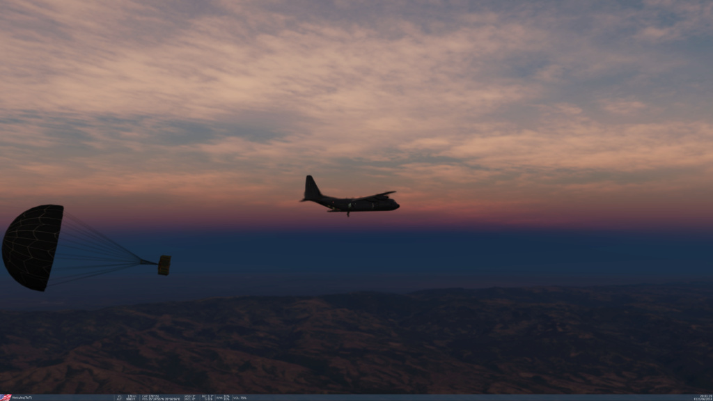 HERCULE C-130 Screen17