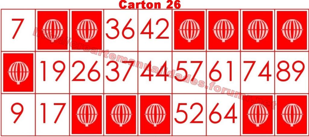 CrearteBingo 2611