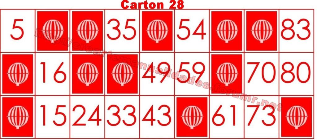 CrearteBingo 2811