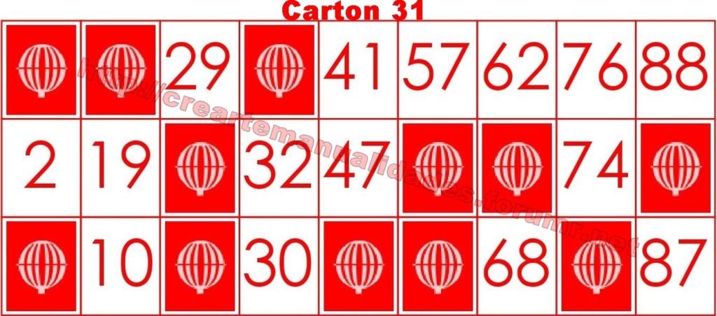 CrearteBingo 3111