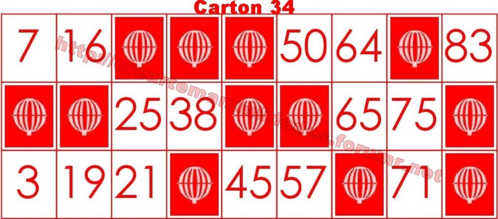 CrearteBingo 3411