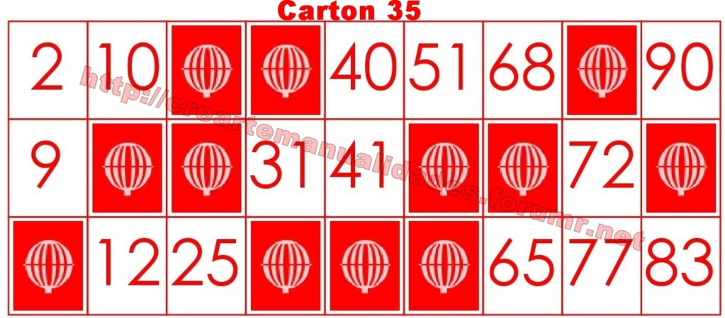 CrearteBingo 3511