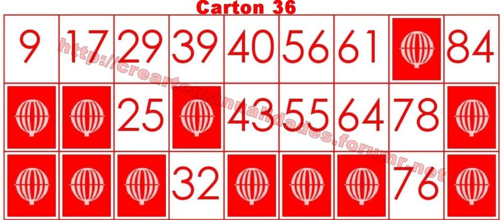 CrearteBingo 3611