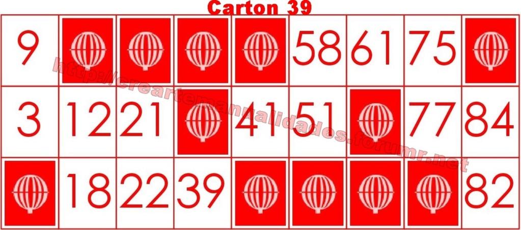 CrearteBingo 3911