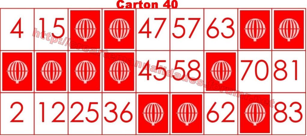 CrearteBingo 4011