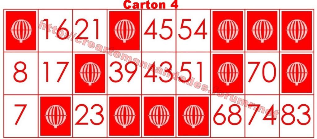 CrearteBingo 418