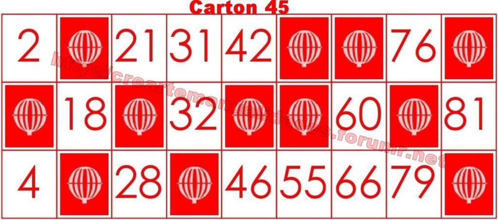CrearteBingo 4510