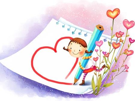 Tarjetas Dia del amigo 48910