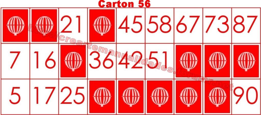 CrearteBingo 5610
