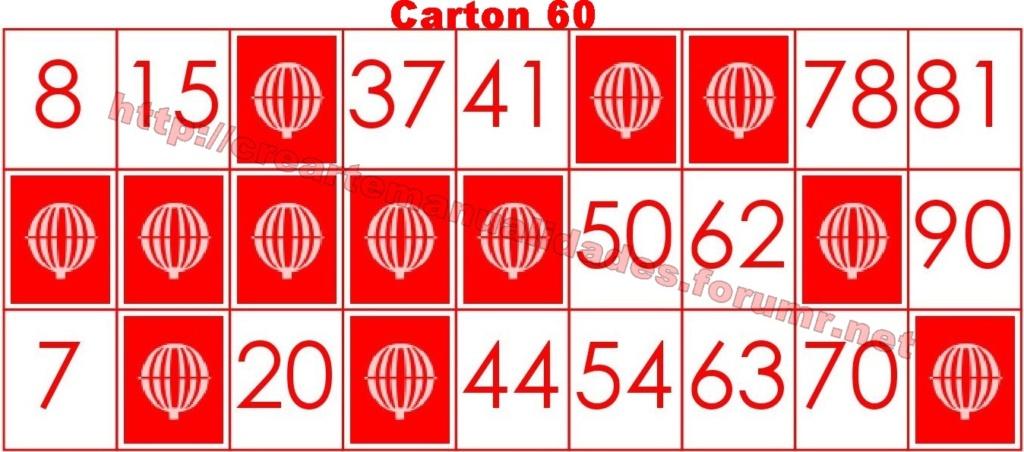 CrearteBingo 6010