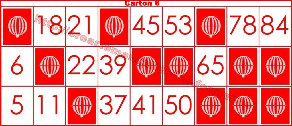 CrearteBingo 616
