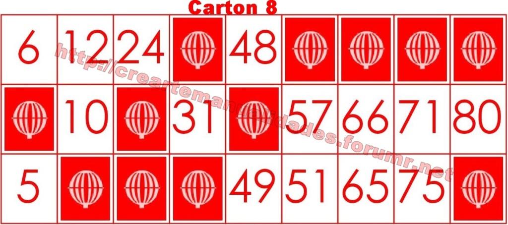 CrearteBingo 815