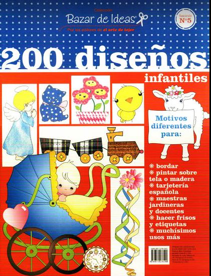 Modelos de dibujos. 200 diseños Captur40