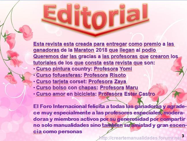 Terminada la edicion de la Revista!!! Editor10