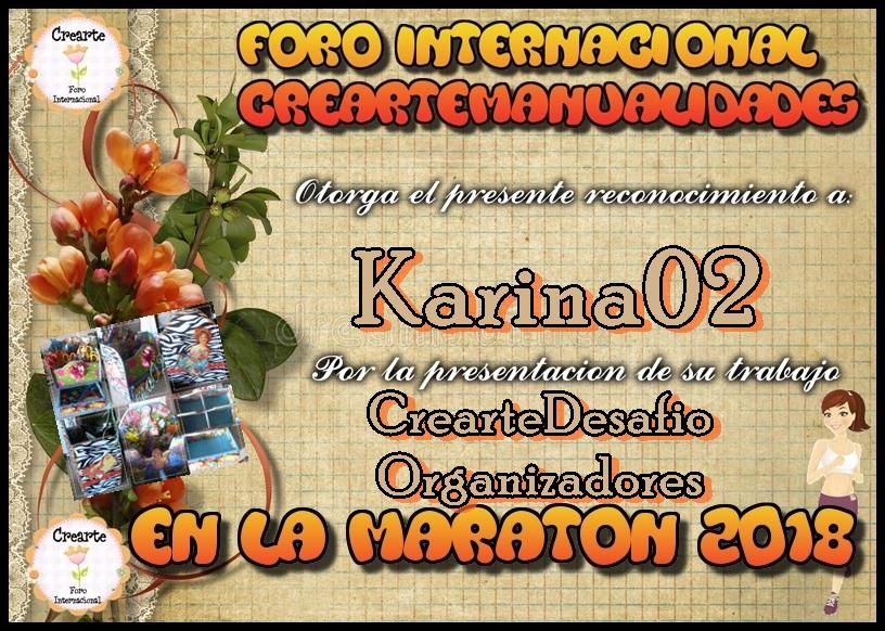 """CREARTEDESAFIO: """"ORGANIZADORES"""". Detalles, inscripcion y presentacion de la tarea  Kari_r10"""