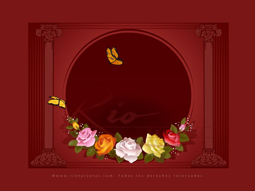 Tarjetas Dia del amigo Rosas_10