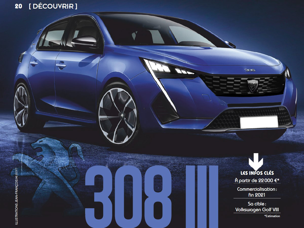 2021 - [Peugeot] 308 III [P51/P52] - Page 29 30810310