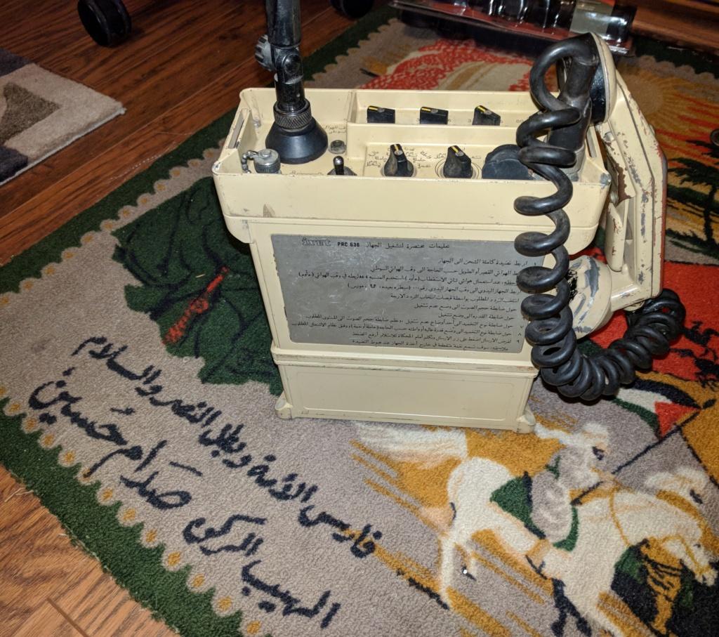 Wanted....IRET Iraqi radio  Iret-r10