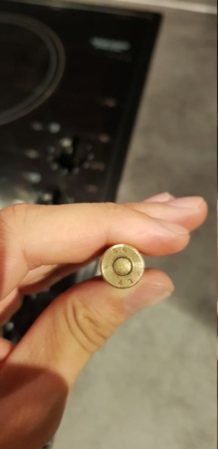 Clip M1 Garand et cartouches 20190812