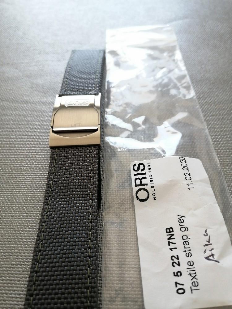 [Baisse de prix][Vends] bracelet Oris Propilot 22mm Image411