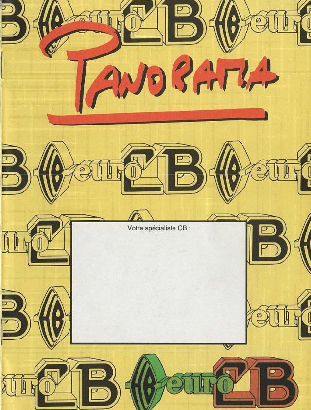 EuroCB Panorama (Catalogue (Fr.) 00123