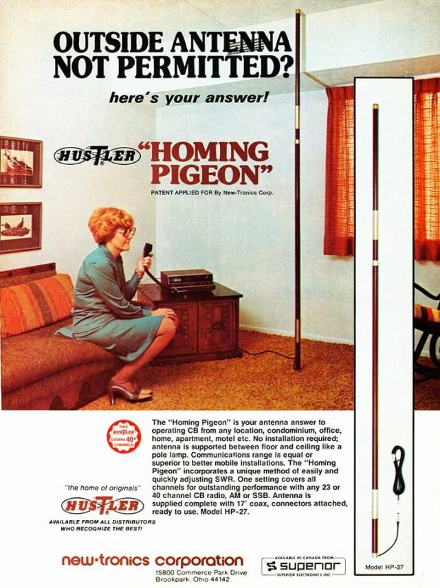 HusTler Homing Pigeon HP-27 (Antenne d'intérieur) 05_83710