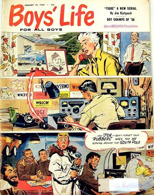 Boys' Life (BD) 10542810