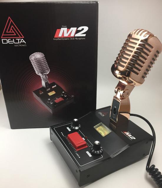 Delta M2 Chrome & Gold (Micro de table) 11308_10