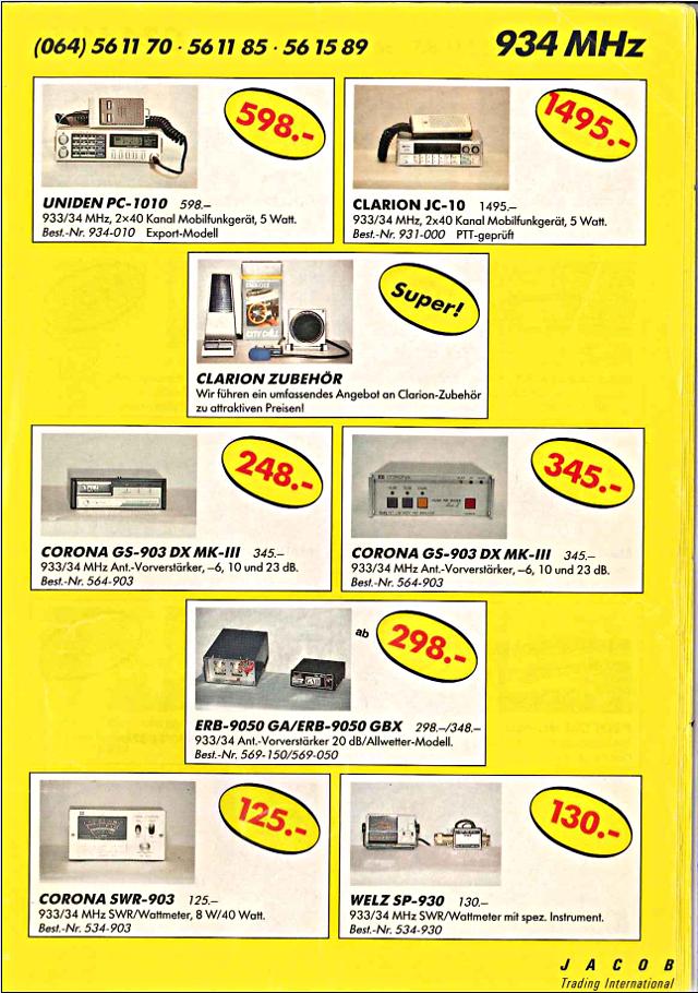 Swiss-CB Angebote Jacob (Catalogue (Suisse) 115_ca10