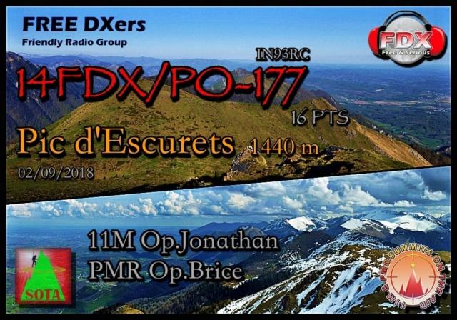 Tag activation sur La Planète Cibi Francophone 14102510