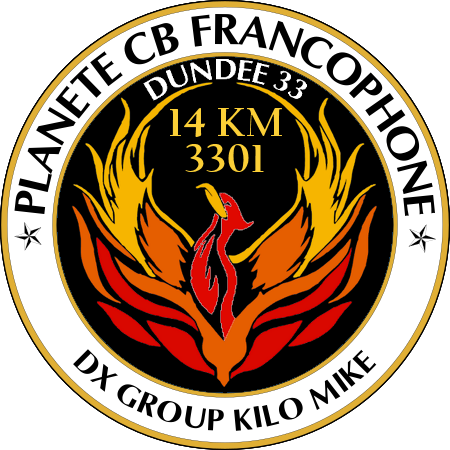Présentation au groupe Kilo Mike 14km3311