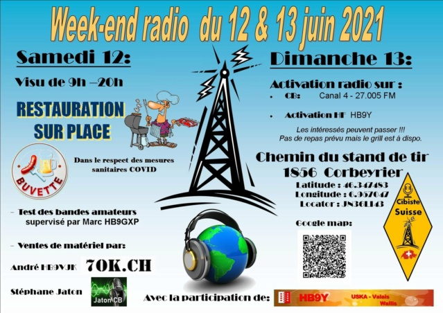 Tag week-end sur La Planète Cibi Francophone 17765410