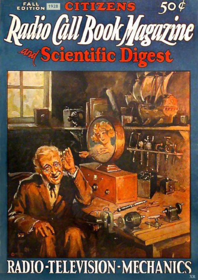 Citizens and Scientific Digest - Radio call Book Magazine (Magazine) 19781210