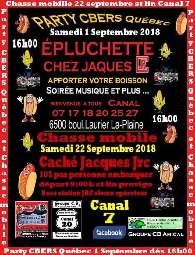 Tag party sur La Planète Cibi Francophone 1_sept10