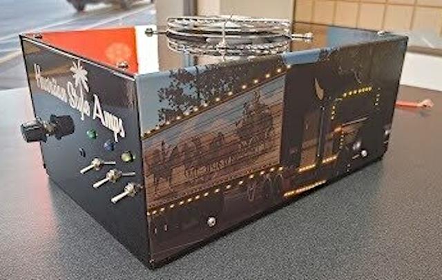 Jokerman Electronics Hawaiian Style Amps (Ampli) 2020-110
