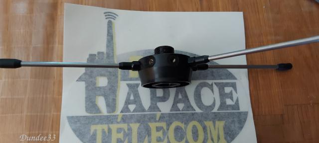 Kit radians pour antenne Wilson 1000/5000 (base magnétique / coffre) 20211012