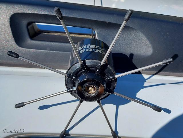 Kit radians pour antenne Wilson 1000/5000 (base magnétique / coffre) 20211013
