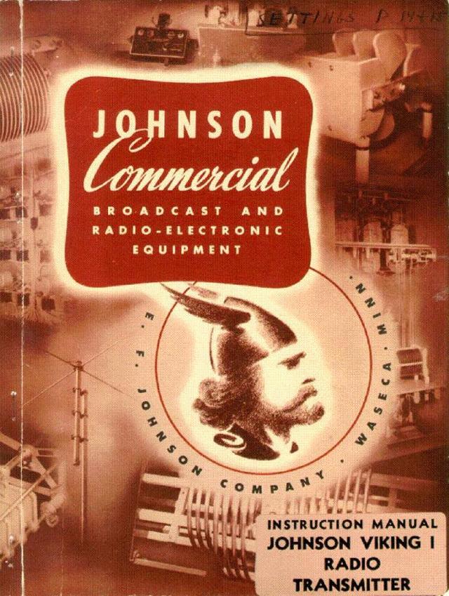 I - E.F. Johnson Viking I 28444910
