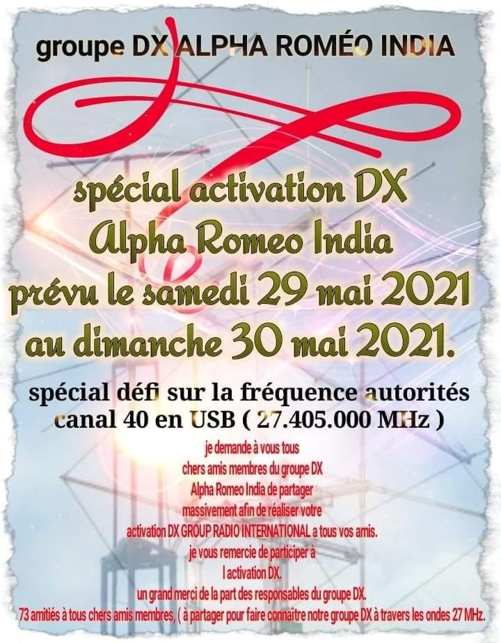 Tag activation sur La Planète Cibi Francophone 31640210
