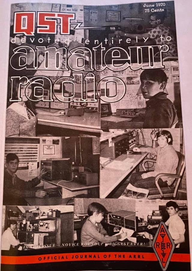 QST (Magazine (USA) 36944710