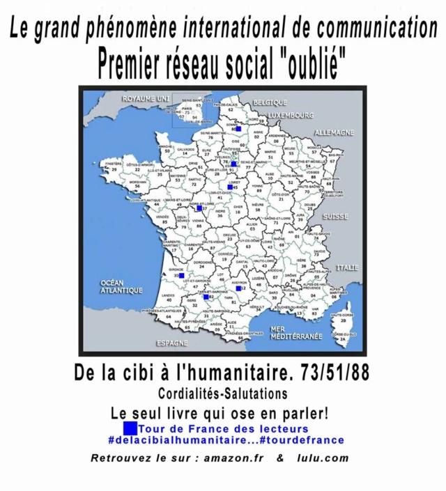[Vente] De la Cibi à l'humanitaire (Livre) 37092810