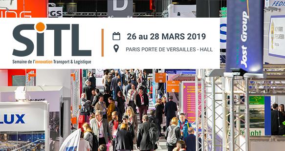 SiTL 2019 avec Icom France - Transport & Logistique Paris porte de Versailles-Hall (26 au 28/03/2019) 397-2010