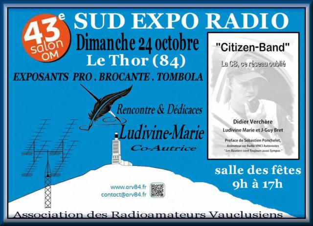 Brocante Sud Expo Radio Le Thor à 15 km à l'est d'Avignon (84) (24/10/2021) 43e_sa10