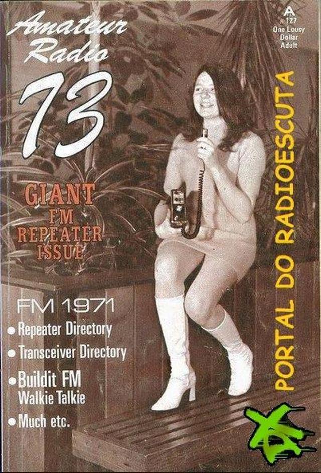 73 Amateur Radio (Magazine (USA) 46389010