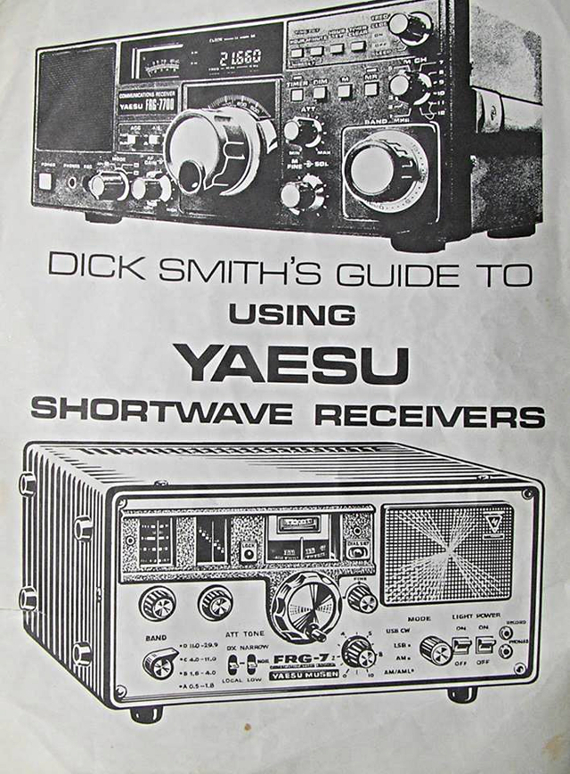 Yaesu FRG-7 49012510