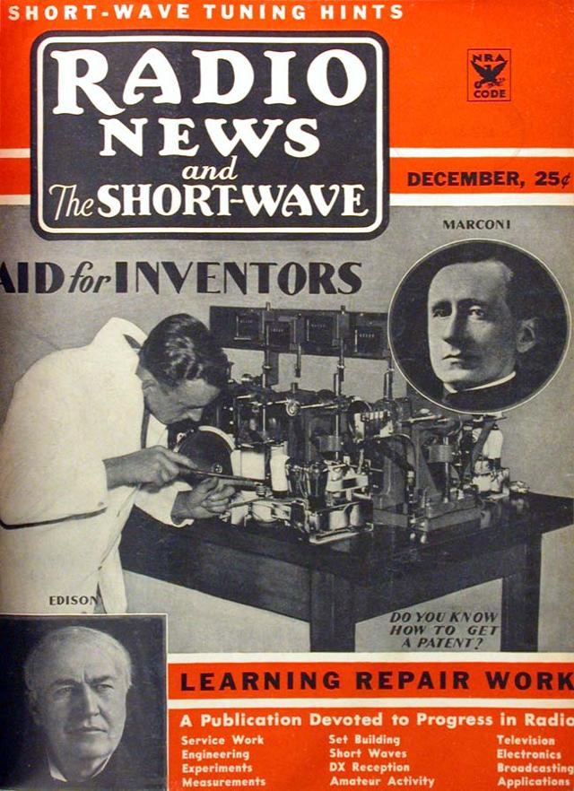 Radio News / Radio Amateur News / Radio & Television News (Magazine (USA) 50697410
