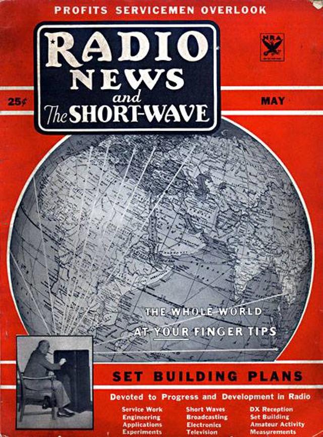 Radio News / Radio Amateur News / Radio & Television News (Magazine (USA) 50724610