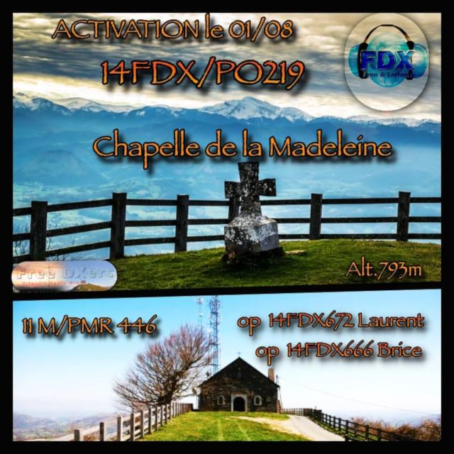 Tag activation sur La Planète Cibi Francophone 50838410