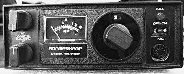 Sommerkamp TS-732P (Mobile) 5210